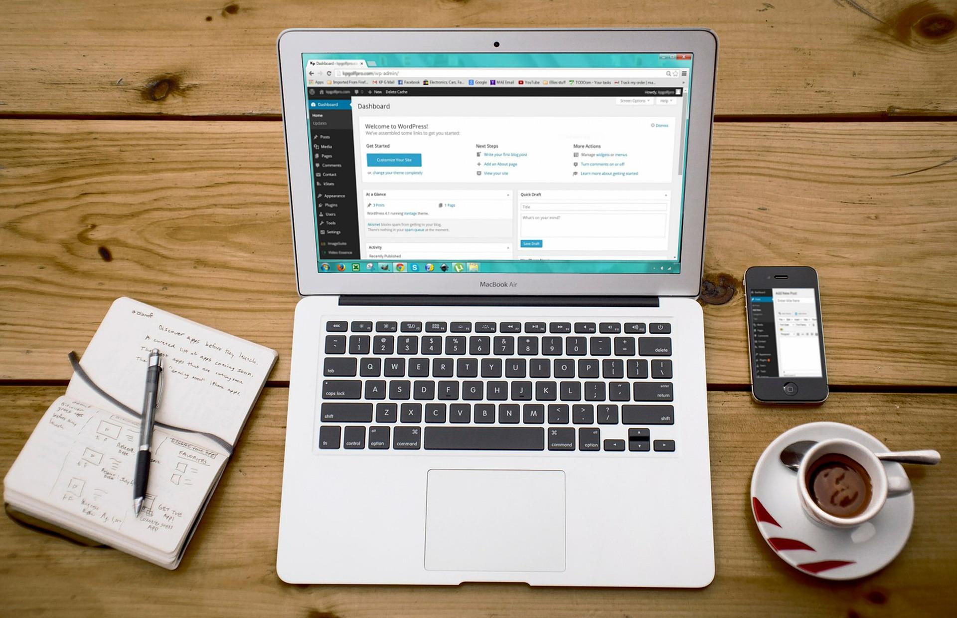 In 5 einfachen Schritten zur eigenen Website (auch ohne technisches Know-how)