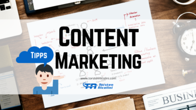 Content Marketing Tipps
