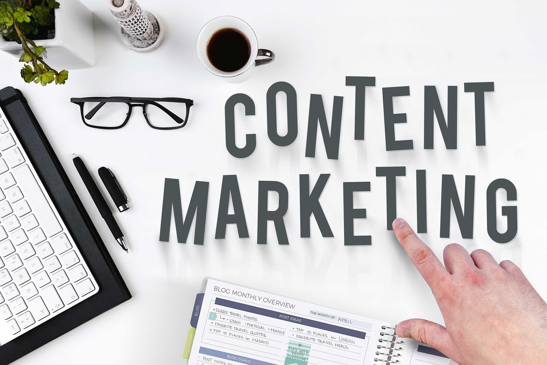 Wie Du mit Content Marketing startest