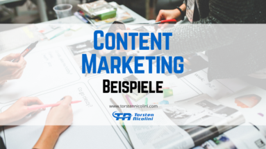 Content Marketing Beispiele