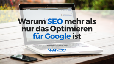 SEO optimieren Google