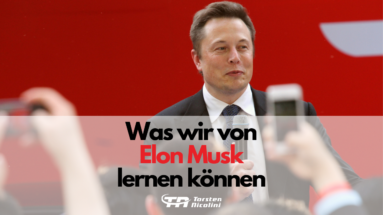 Elon Musk Lektionen