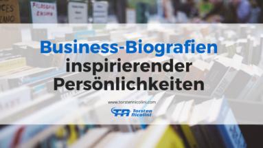 Business-Biografien