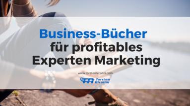 Business-Bücher Experten Marketing