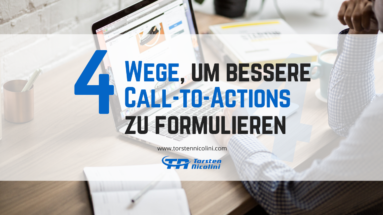 Bessere Call-to-Actions