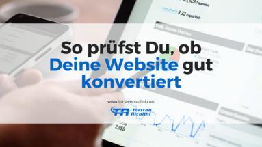 Website Conversion-Check